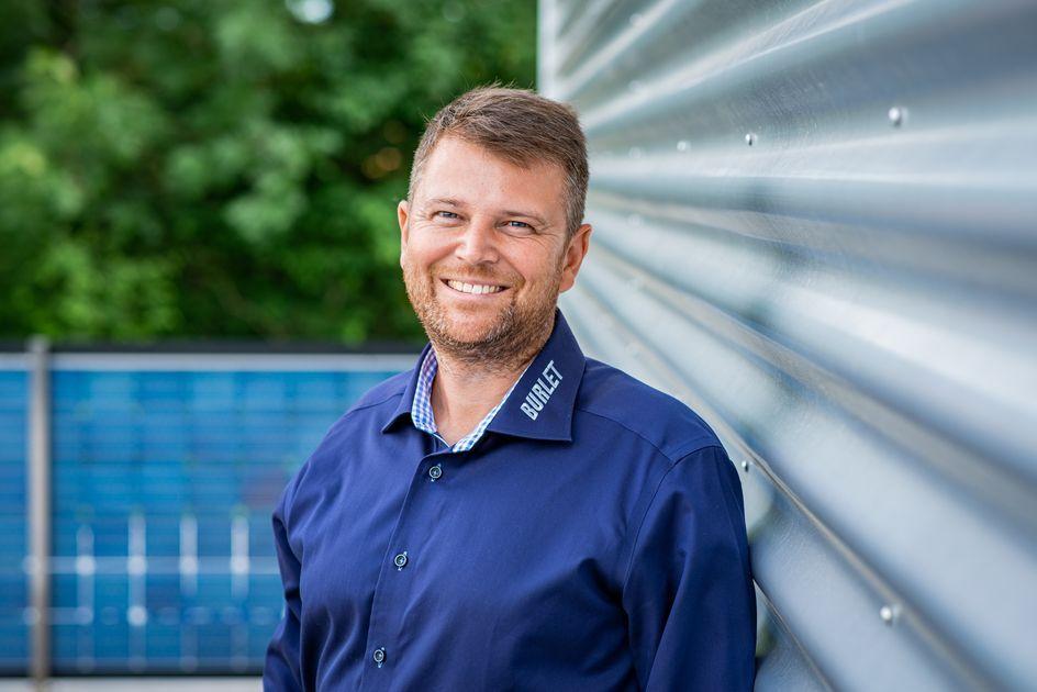 Sven Burlet