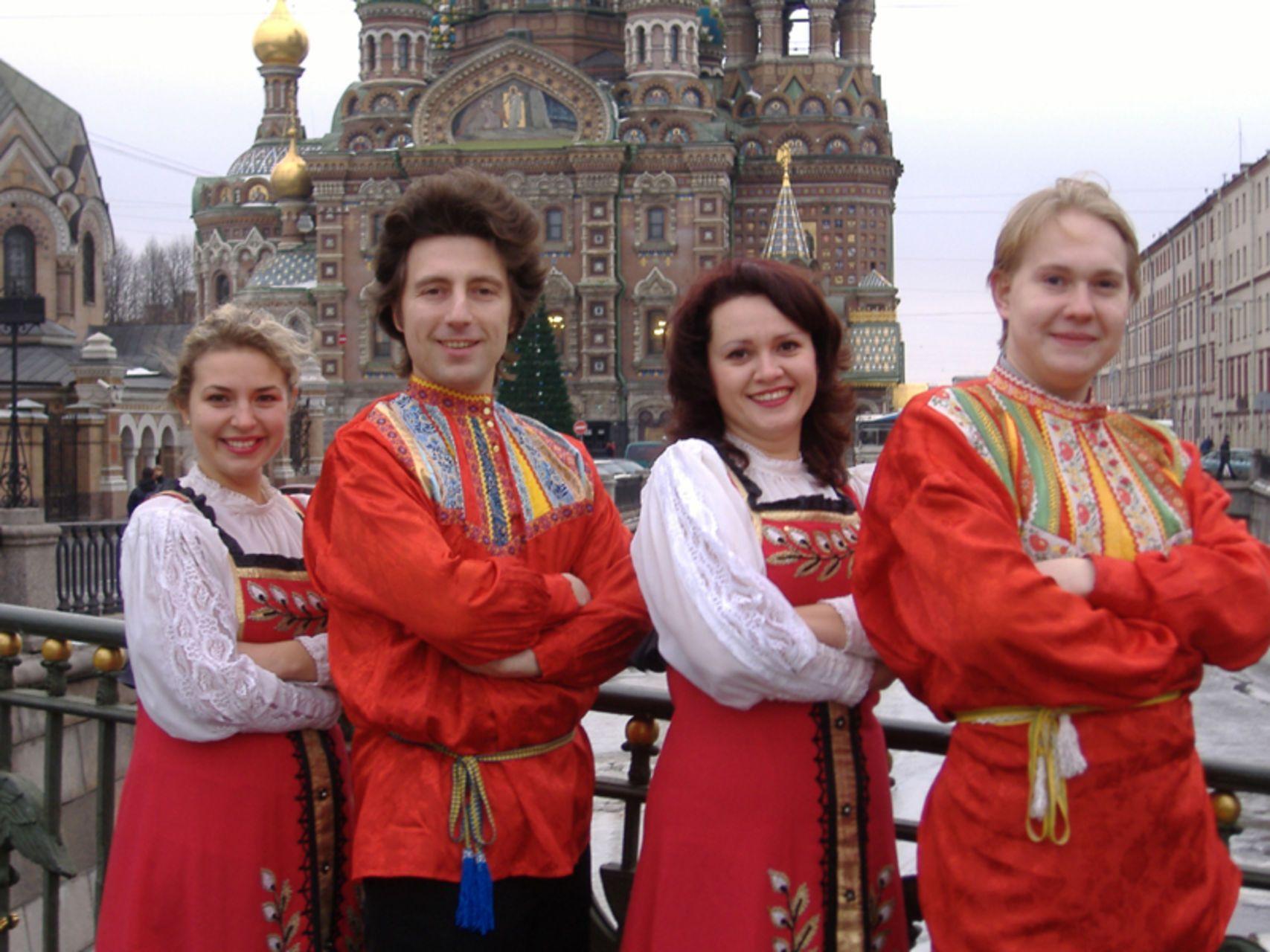 Lyra-Vocal-Ensemble aus St. Petersburg