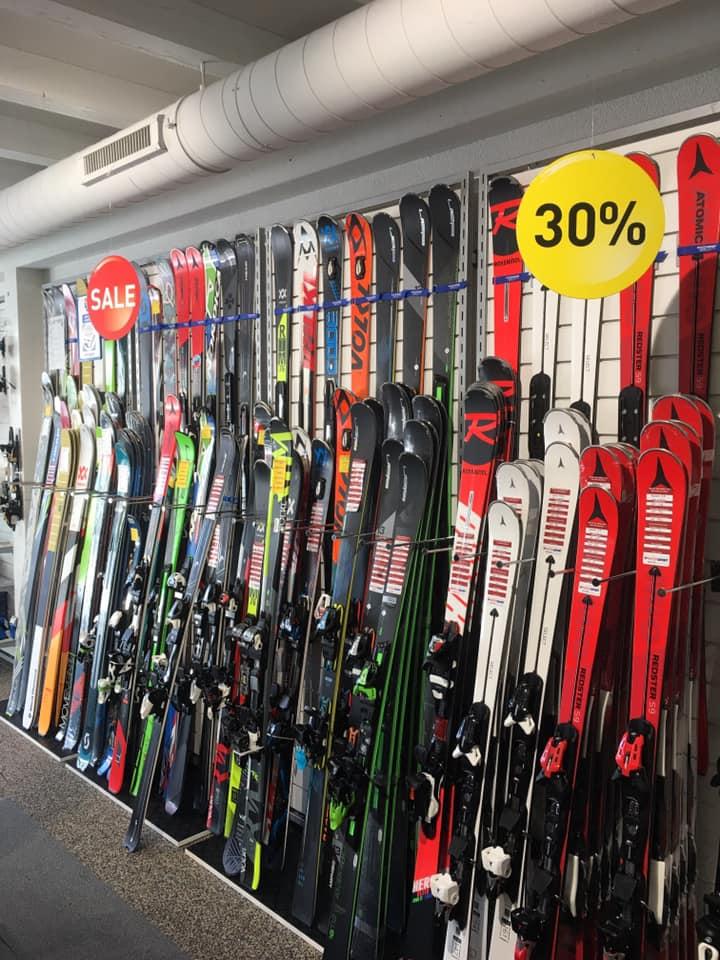 Ab sofort: Ski-Ausverkauf