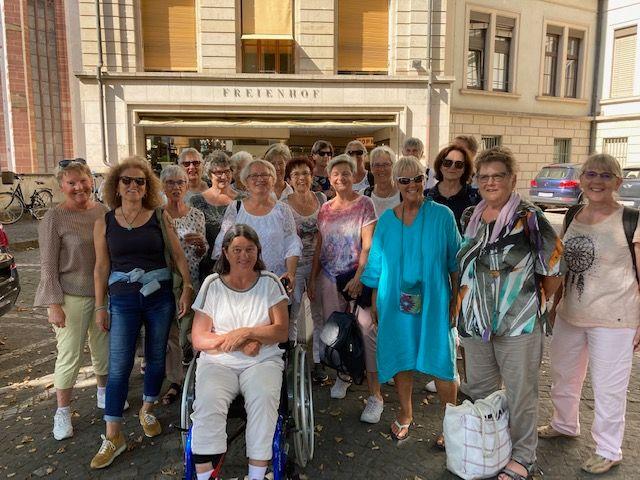Jubiläumsausflug - 60 Jahre Frauenturnverein Schmerikon