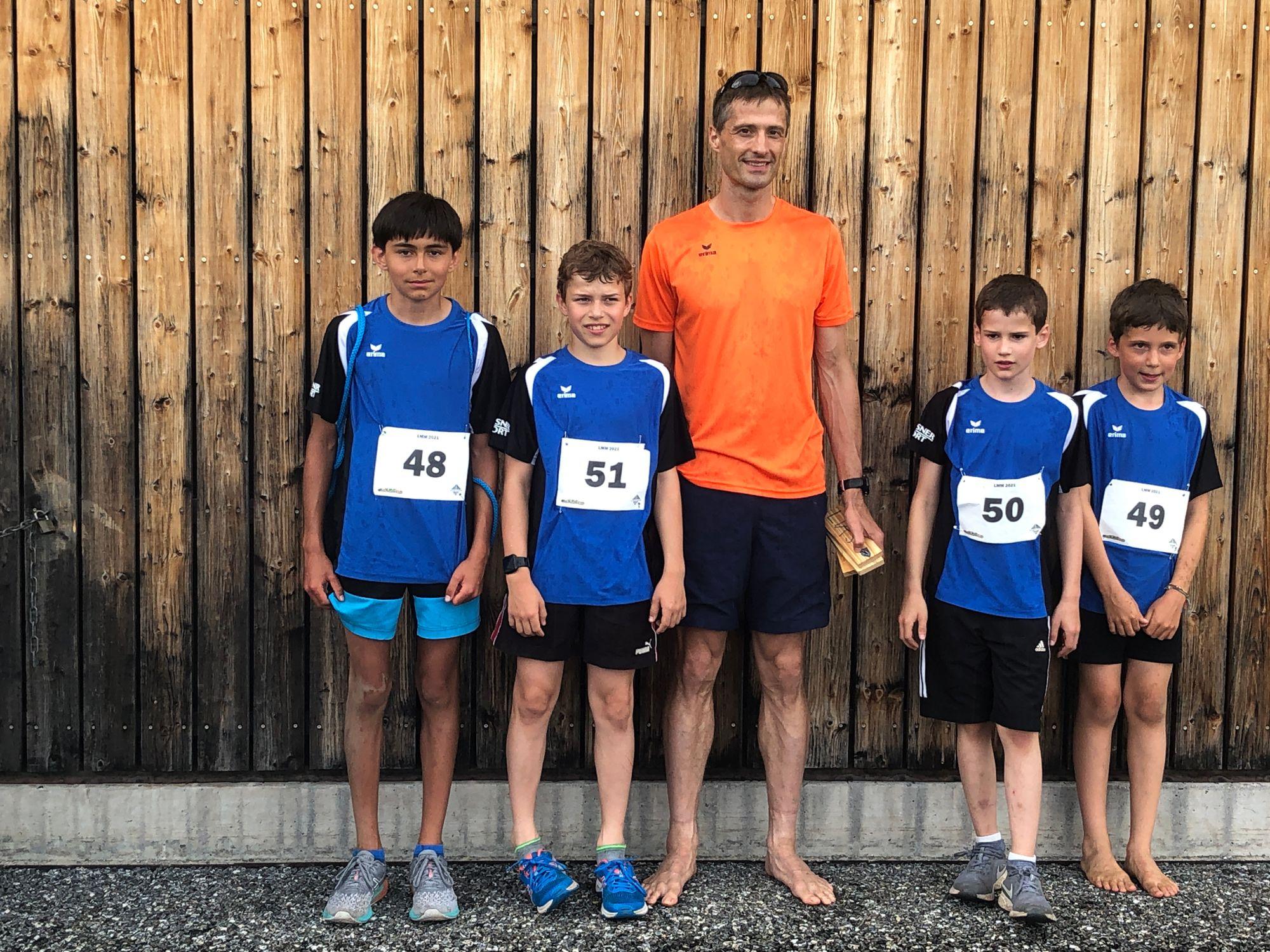 Toller Jugi Wettkampf am Kids Cup in Sargans