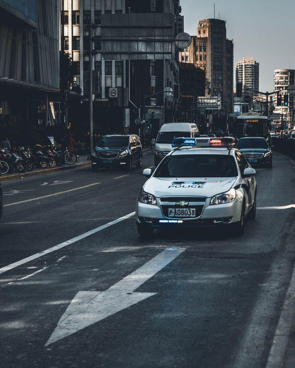 Fahrerin unter Drogeneinfluss