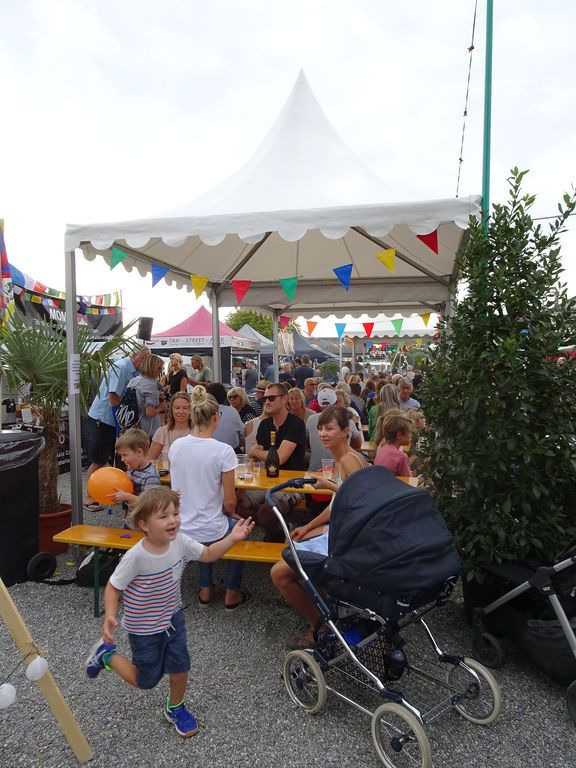 Street Food in Schmerikon auf dem Dorfplatz