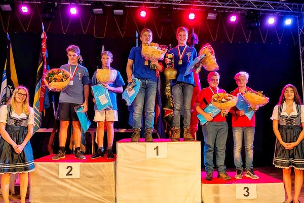 Zum Saisonabschluss den Schweizermeistertitel