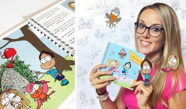 Helvi und Willi – das Kinderbuch aus Schmerkä