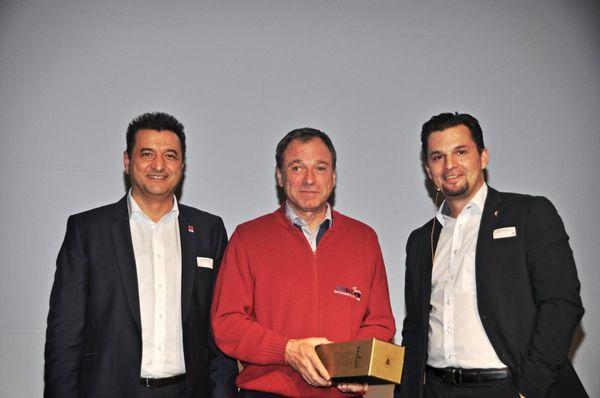 Bester Partner 2018 der Renault Trucks Schweiz