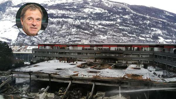 Radio Südostschweiz: Garagenbesitzer Thomann: «Wir müssen jetzt improvisieren»