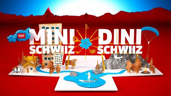 Public Viewing - Mini Schwiiz Dini Schwiiz